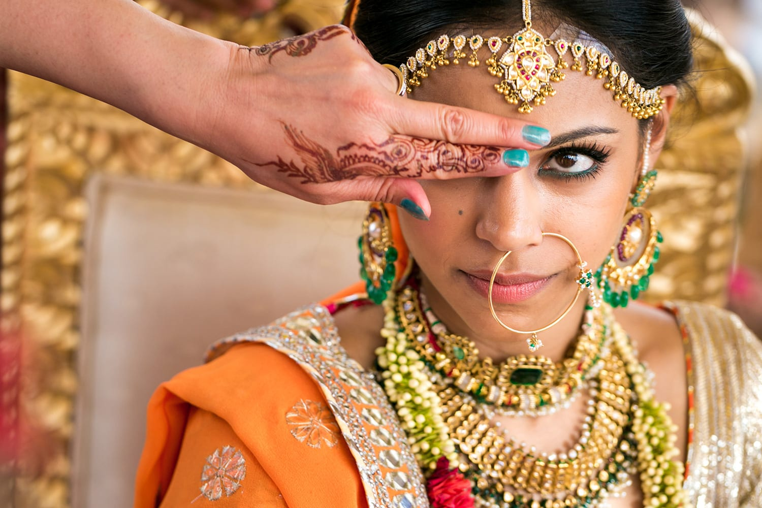 Indian Wedding Morocco Photography